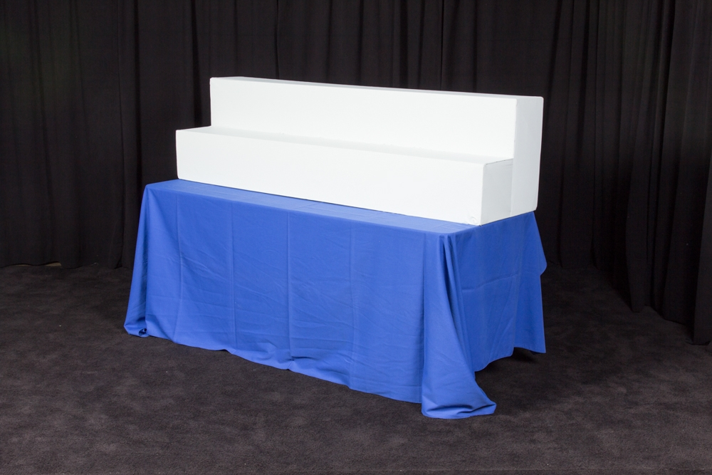 Products Table Top Display Riser Double Ops Event